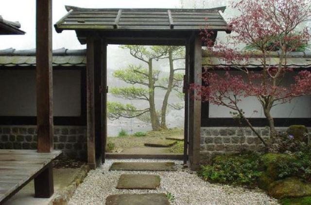 Japanese Entrance