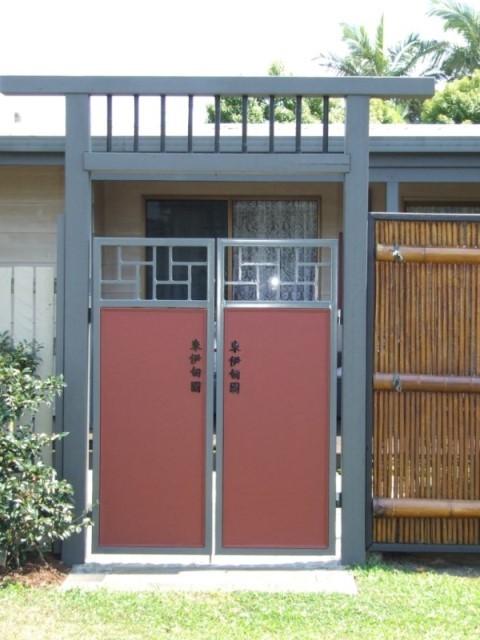 Japanese Entrance Way
