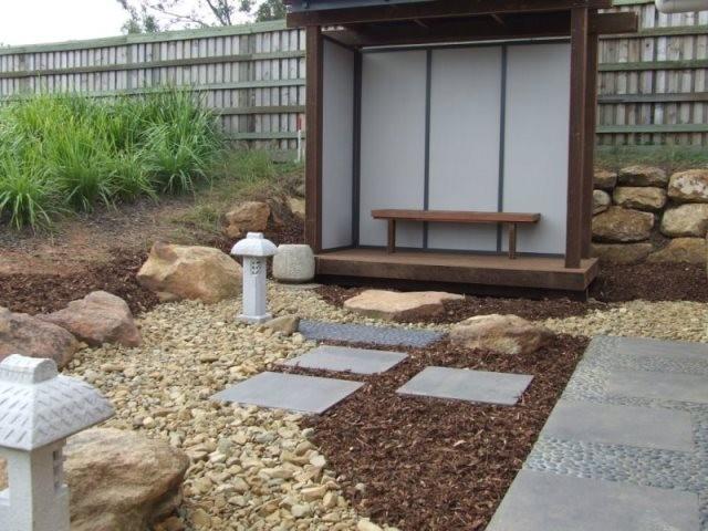 Japanese Sitting Area