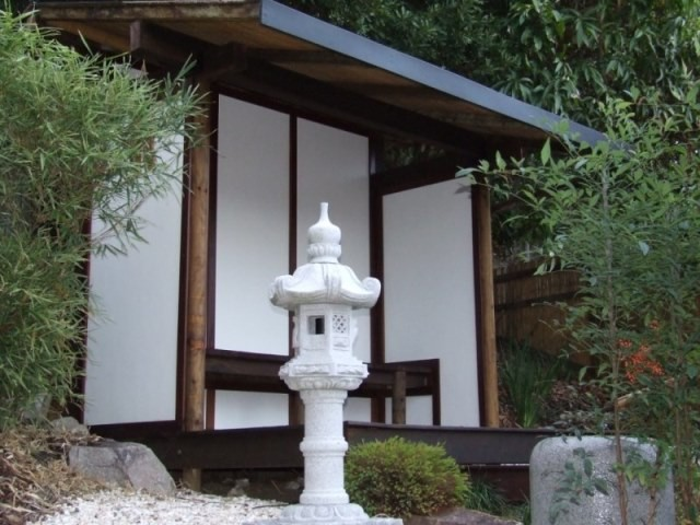 Japanese Sitting Area 2